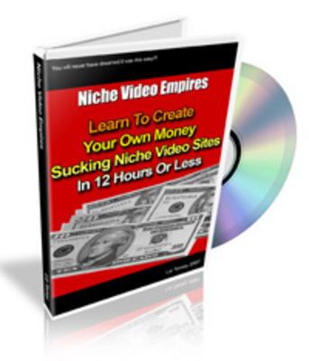 Product picture Niche Video Empires