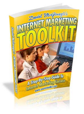 Product picture Internet Marketing Toolkit